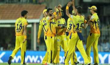 ipl 8 csk spin their way to thumping win over...