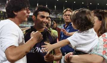 ipl 8 shah rukh will not be able to witness kkr s...