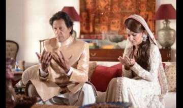 imran reham wedding images out watch pics - India...
