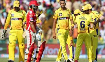 ipl 8 csk bowlers restrict kings xi to 130/7 -...