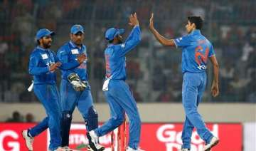 asia cup nehra s 3 23 propel india to 45 run...