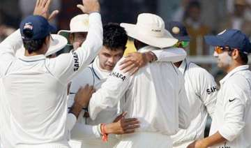sreesanth puts india on threshold of victory -...