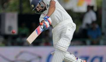 2nd test day 2 india reach 386/8 against sri...