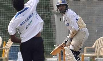 dilshan suffers ankle sprain ahead of test series...
