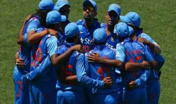 indian squad for tri series and world cup to be...