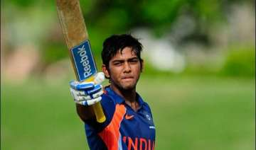 all eyes on unmukt chand as he leads india a in...