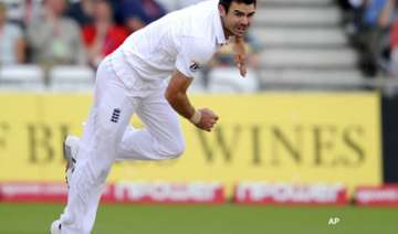 anderson leads england rout of pakistan - India TV