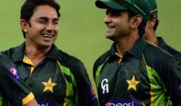 world cup pcb dilemma over saeed ajmal mohammad...