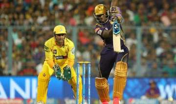 ipl 8 russell uthappa ensure easy win for kkr...
