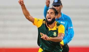 tahir leads south africa to odi series win over...
