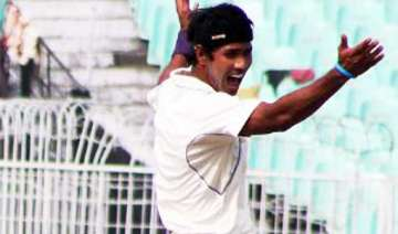 india a strike twice on day 1 of second...