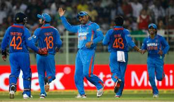 india on course for second successive odi series...