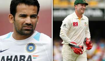 indian aussie cricketers battle it out with words...