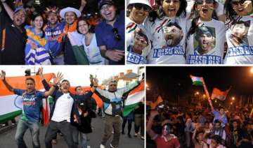 indians celebrate wc win across the world - India...