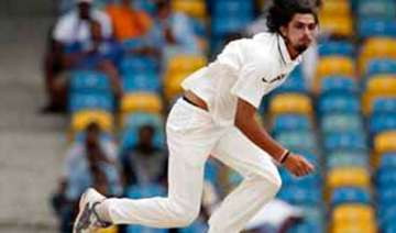 ishant fit for third test against windies - India...