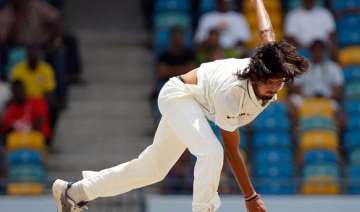 ishant plans to wrap up windies tail early on day...