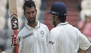 it would have been shame if pujara had missed ton...