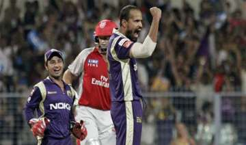clinical kkr crush kxip by eight wickets - India...