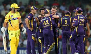gambhir fifty leads kkr to five wicket win over...