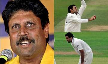 kapil dev lashes out at dhoni zaheer - India TV