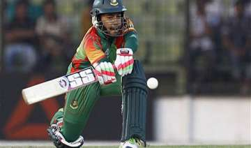 know mushfiqur rahim the captain of bangladesh in...