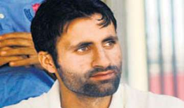 know parvez rasool the first cricketer from...