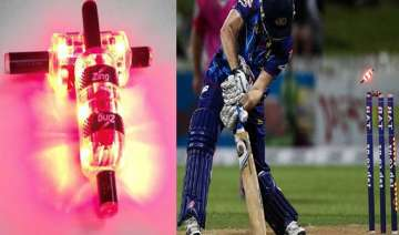 know about the glittering stumps - India TV