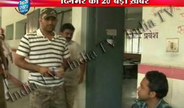 m s dhoni casts his vote in jharkhand - India TV