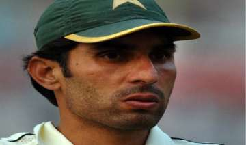 misbah upset over not consulted in team selection...