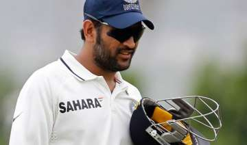 my plan was ruined because of rain says dhoni -...