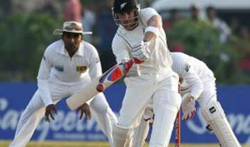nz 6 wickets away from 2nd test win over sri...