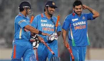one year after world cup high india continue...