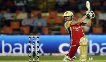 our experience made the difference de villiers -...