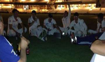 oval officials angry over pitch party in which...