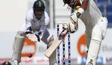 pakistan 155 1 at tea against south africa -...