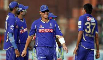rajasthan royals desperate to turn things around...