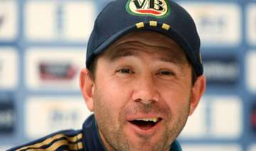 relaxed ponting has no regrets over captaincy -...