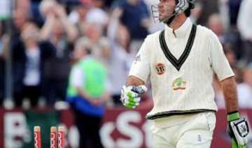 ricky ponting to retire from test cricket - India...