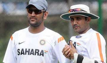 rift in team india as sehwag emerges as a counter...