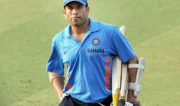 sachin tendulkar has helper for australia series...