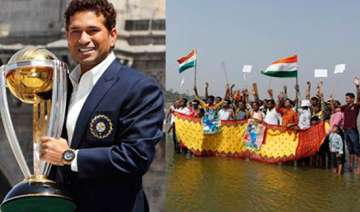 sachin wants to go out and see public reaction of...