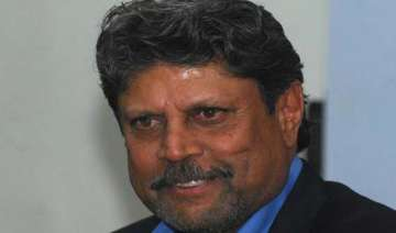 sachin is in good form says kapil dev - India TV