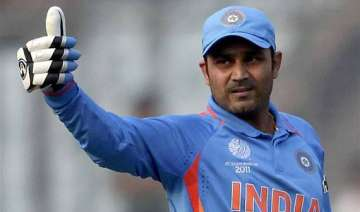 sehwag hopes to do well against england - India TV