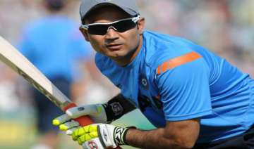 sehwag s stitches not a worry says coach dahiya -...