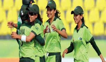 sex scandal 5 pak women cricketers banned for six...