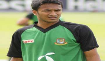 cpl shakib claims six in tridents win - India TV