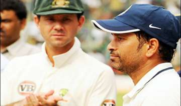 should sachin follow in the footsteps of ponting...