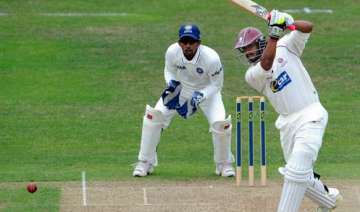 somerset pile up 329 for two as india struggle on...