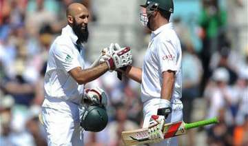 south africa start well in first test - India TV