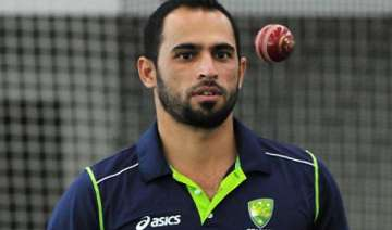 spinner fawad ahmed included in australian team...